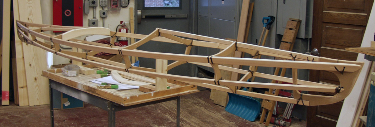 Cost To Build A Skin On Frame Kayak