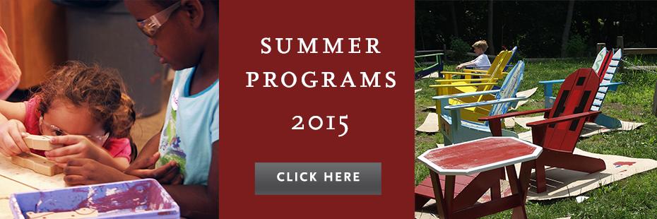 Banner image for Summer 2015