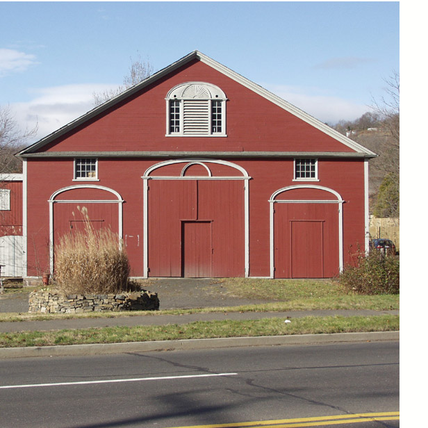 The Barn The Eli Whitney Museum And Workshop
