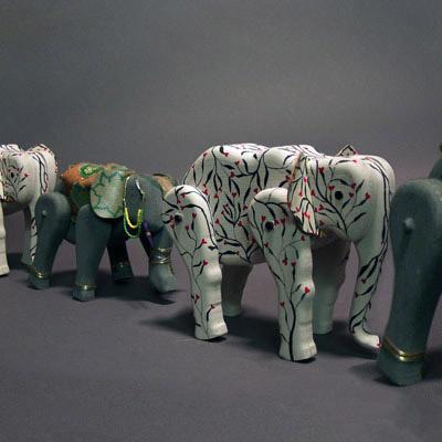 Elephant Parade | The Eli Whitney Museum and Workshop