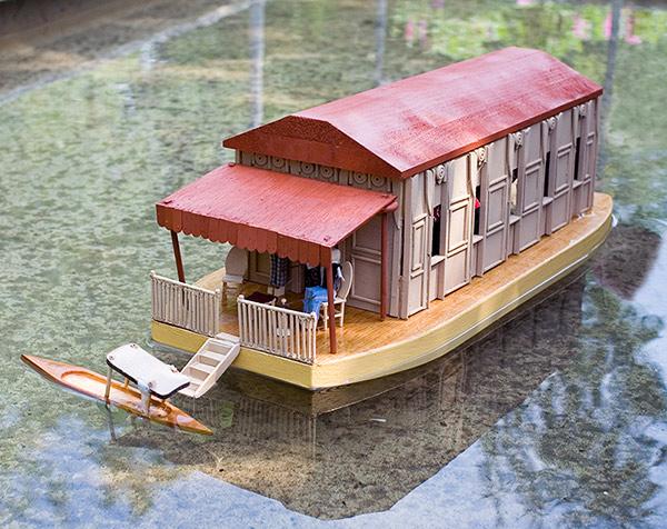 Kashmir Houseboats Information Houseboats of Kashmir