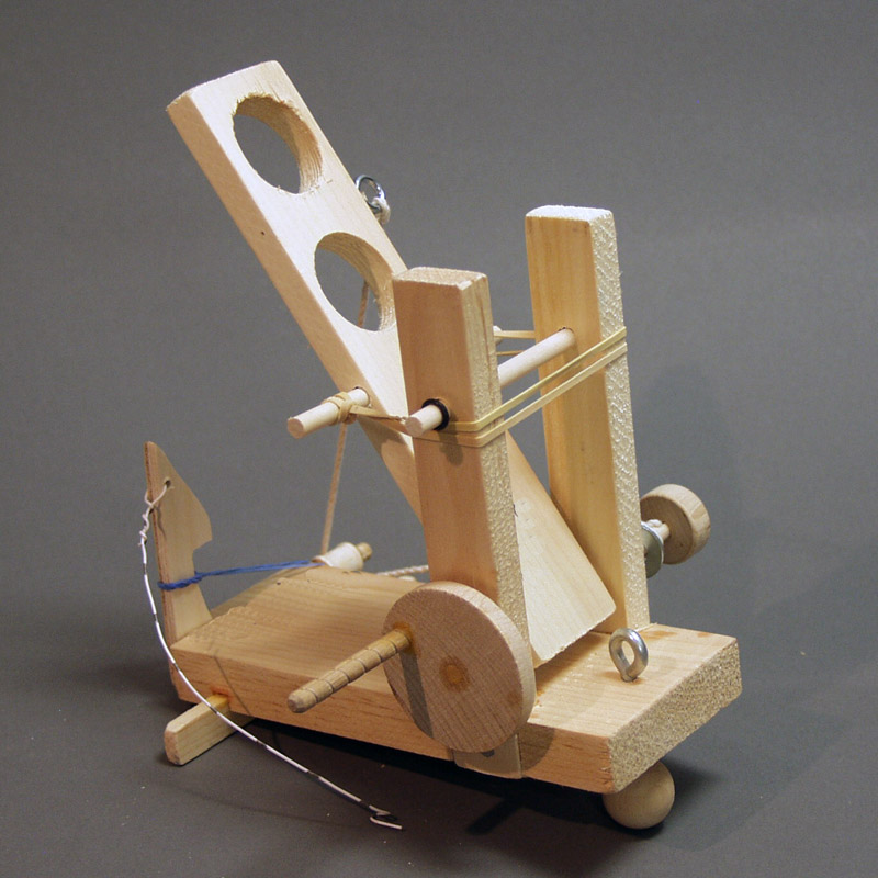 is a catapult a simple machine