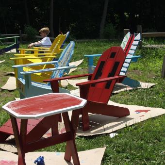 Adironndack Chair