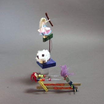 Colonial Toys - Bo Peep and Jugglers