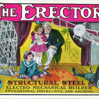 The Erector Set at 100 thumbnail