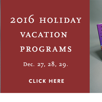 Holiday Programs 2016 thumbnail