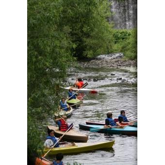 12 Foot Skin Kayak Week 2 of 2