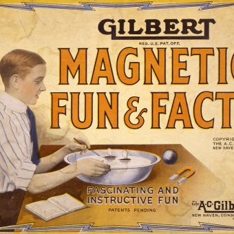 Magnetic Fun and Facts Set