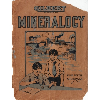 Mineralogy - Fun With Minerals (1915)