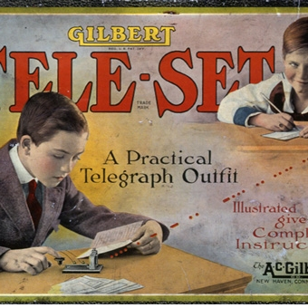 Tele-Set - A practical Telegraph Outfit (undated)