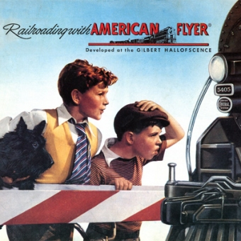 American Flyer Trains, 1946 Cover Thumbnail