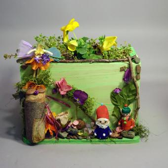 Finding Magic in a Garden