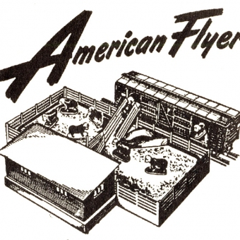 American Flyer Ad