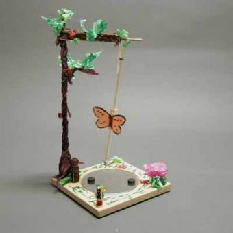 Ecosystems Magnetic Pendulum