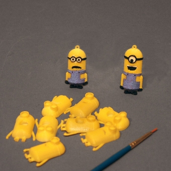 3D Print My Own Minion thumbnail