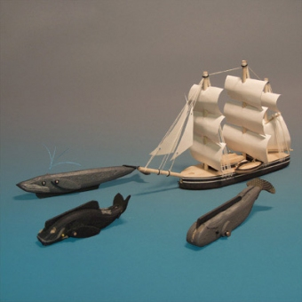 Connecticut Clipper or New England Whaling