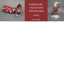 Thumbnail of February Vacation Programs 2013 project