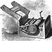 Thumbnail of The Cotton Gin project