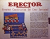 Erector-Greatest Construction Set ever Invented