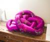 Delari Johnston. <i>Knot Tired (purple)</i>